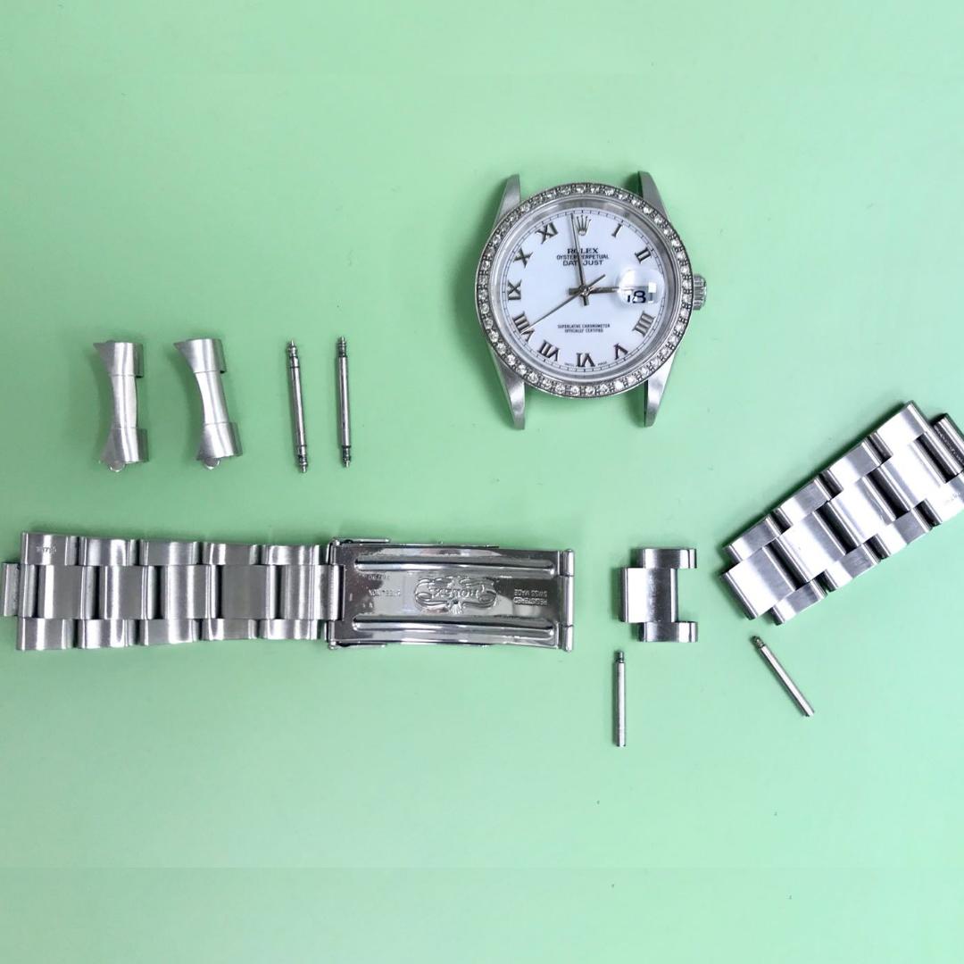 Watch Bracelet Resizing
